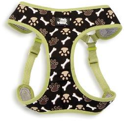 "Pet Attire® Adjustable Designer Wrap Harness, 3/8"""