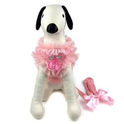 Alfie Pet by Petoga Couture - Alex Diva Ruffle Harness and L