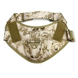 Alfie Pet by Petoga Couture - Amari Vest Military Harness fo
