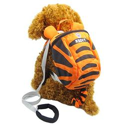 Alfie Pet by Petoga Couture - Dexter Backpack Harness with L