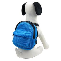 Alfie Pet by Petoga Couture - Gene Backpack Harness with Lea