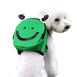 Alfie Pet by Petoga Couture - Rene Backpack Harness - Color: