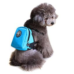Alfie Pet by Petoga Couture - Ron Backpack Harness with Leas