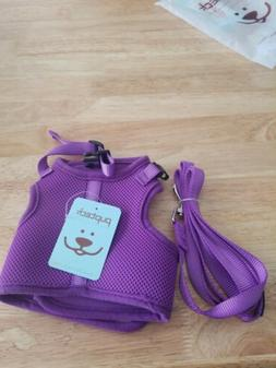 Pupteck Pet Cat or Dog harness with Leash.Pet supply
