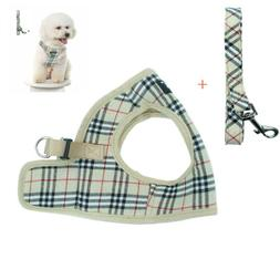 Pet Control Harness and leash set for Dog Soft Mesh Walk Saf