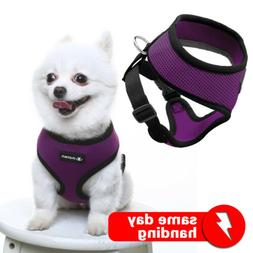 Pet Control Harness for Dog Soft Mesh Walk Soft Adjustable w