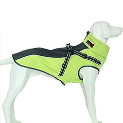 Alfie Pet by Petoga Couture - Brady Waterproof Coat with Bui