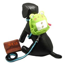 Alfie Pet by Petoga Couture - Cara Backpack Harness with Lea