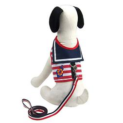 Alfie Pet by Petoga Couture - Lennon Sailor Harness and Leas