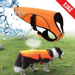 BINGPET  Pet Hunting Harness Dog Cooling Jacket Evaporative