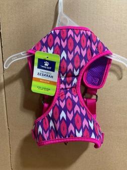 Top Paw PINK Tribal Dog Comfort Harness Vest MEDIUM