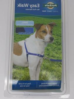 Easy Walk Dog Harness - Size: Medium , Color: Royal Blue / N