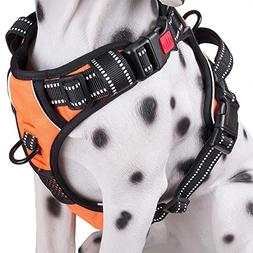 pull dog harness