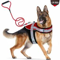 No Pull Freedom Dog Harness Training Walking with Leash Set