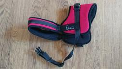"red dog harness, ""lifepul"", size M, padded"