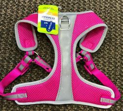 Top Paw® Reflective Comfort Dog Harness size: Medium, Pi
