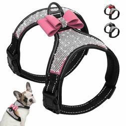 Reflective Dog Nylon Harness Pet Body Wear Reflective Basic