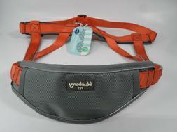 Blueberry Pet Reflective Nylon Neoprene Padded Dog Harness -