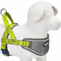 Blueberry Pet Reflective Nylon Neoprene Padded Dog Harness