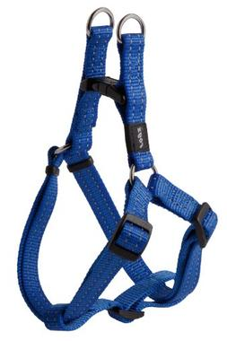 Rogz Reflective 58-Inch Snake Dog Step-in Harness, Small to