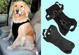 Copatchy Safety Car Seat Belt Harness and Strap For Dogs,3 S