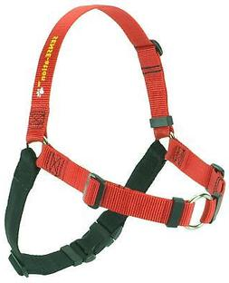 SENSE-ation No-Pull Dog Harness - Medium/Large  Red with Bla