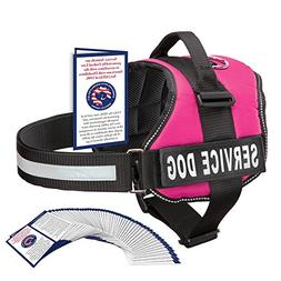 Service Dog Harness With Velcro Straps and Handle | Availabl