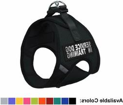 Service Dog In Training Vest Step In Soft Mesh No Pull Harne