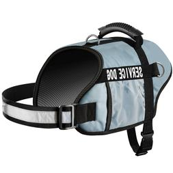 Service Dog Vest Harness for Medium and Large Dogs of All Br