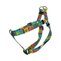 Yellow Dog Design SI-RTC101S Retro Christmas Step-In Harness