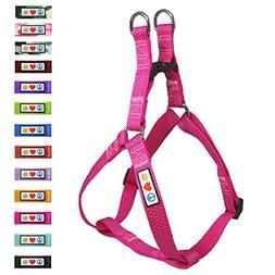 Pawtitas Reflective Step In Dog Harness or Reflective Vest H