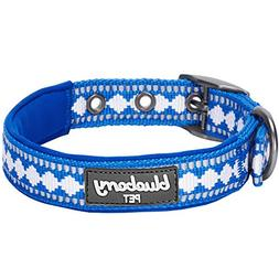 Blueberry Pet 7 Colors Soft & Comfy 3M Reflective Jacquard P