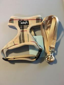 PUPTECK Soft Mesh -  Adjustable No Pull Dog Harness with Lea