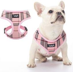 Soft Mesh Dog Harness Pet Puppy Comfort Padded Vest No Pull