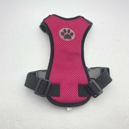 BINGPET-Soft Mesh Dog Harness-Pet Walking Vest Puppy Padded