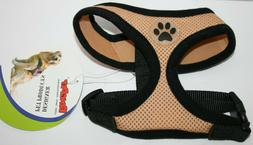 BingPet Soft Mesh Dog Harness Vest Adjustable Padded - 2 Opt