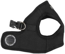 Puppia Soft Vest Dog Harness - Black - Xx-Large