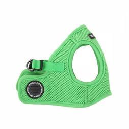 Puppia Soft Vest Harness Green
