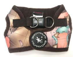 Step In Dog Harness Caribbean IPuppyOne Soft Vest Jacket Bro