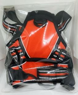 Rabbitgoo Tactical Dog Harness Vest Size XL Red Opened Box F