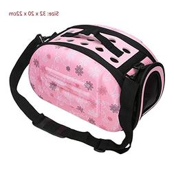 365Cor - Travel Pet Dog Carrier Puppy Cat Carrying Outdoor B