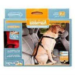 Kurgo Tru-Fit Crash Tested Dog Harness, Red, Large