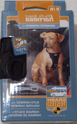 Kurgo Tru-Fit Crash Tested Dog Harness Functions walking Fiv