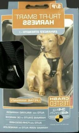 *Kurgo Tru-Fit Smart Harness Dogs Seatbelt Auto Walking Smal