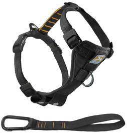 Tru-Fit Smart Dog Harness in Black - Size: X-Large