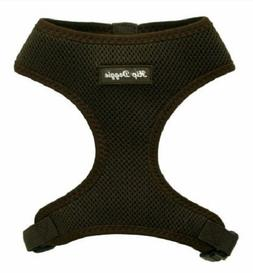 Hip Doggie Ultra-Comfort Dog Harness Vest size: X Large, Bro