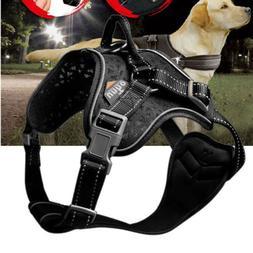 UNHO Adjustable No-pull Safe Dog Harness with Handle Pet Dog