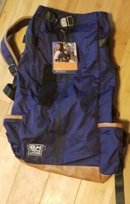K9 Sport Sack Urban 2 Dog & Cat Carrier Backpack - Navy - La