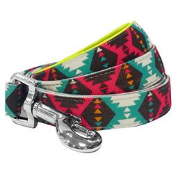 Blueberry Pet 2 Colors Vintage Tribal Pattern Dog Leash with