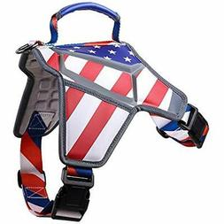 "Weetall Vest Harnesses Dog Harness, No-Pull "" Adjustable Lar"